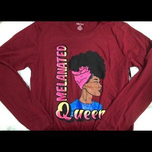 Melinated Queen T-Shirt